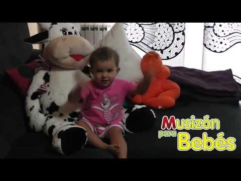 Musizón para bebes -  Laura canta a Valentina