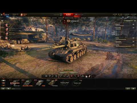 World of Tanks CZ (237.díl) - Centurion Mk. 5/1 RAAC