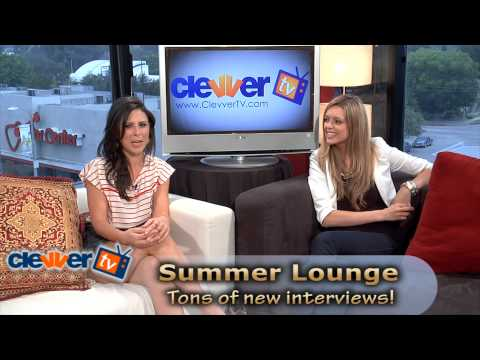 The ClevverTV Summer Lounge!