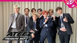 (ENG SUB) WAVE vs. ILLUSION 본격 에이티즈 긴급 팔자회담!|ATEEZ: TREASURE MAP
