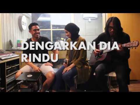 Download Lagu  DENGARKAN DIA - RINDU Mp3 Free