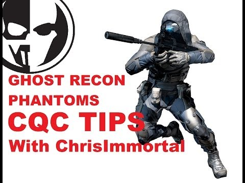 Ghost Recon Phantoms Close Quarters Combat Tutorial Image 1