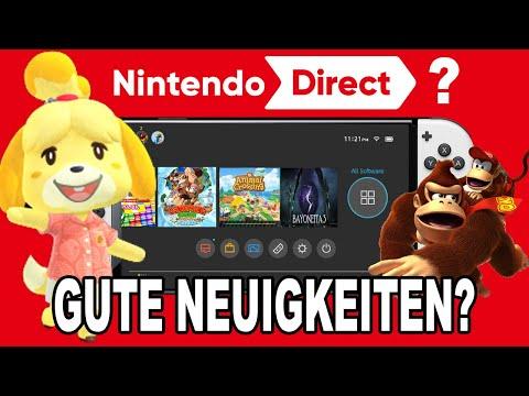 Neue Nintendo Direct im September? + Kommt endlich ein Animal Crossing Update?