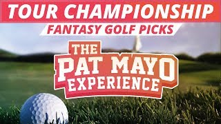 2017 Fantasy Golf Picks - Tour Championship DraftKings Picks, Sleepers and Preview
