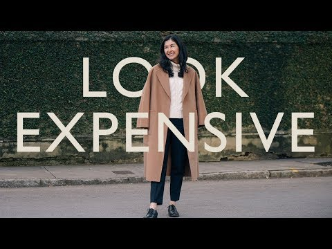 How To Look Expensive   Styling Hacks & Tips - YouTube