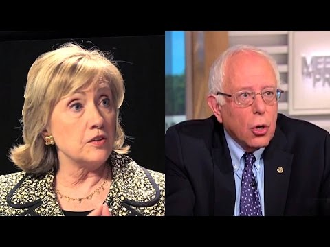 Jeremy Scahill: Clinton is Legendary Hawk, But Sanders Shouldn't Get Pass on Role in Regime Change