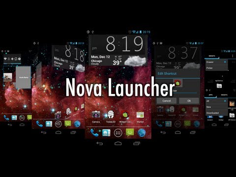 Analizamos Nova Launcher. consigue el aspecto de un Nexus con Android nativo