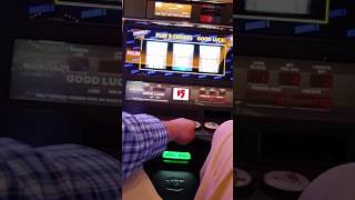 Losing $200 on a tight $5 Double strike slot machine $10 per spin