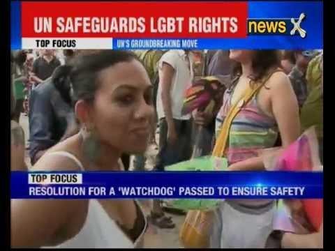 UN Council votes to protect LGBT community