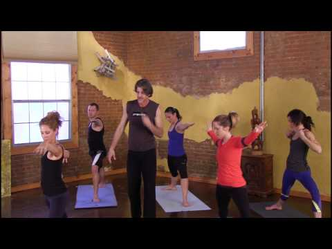 American Power Yoga All Level Class with Kurt Johnsen Image 1
