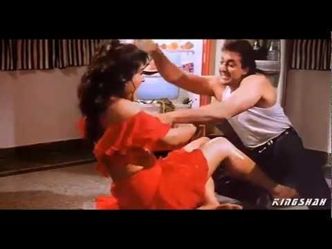 Kaash Tum Mujhse Ek Baar Kaho*HD*1080p Kumar Sanu (Aatish) Sanjay...