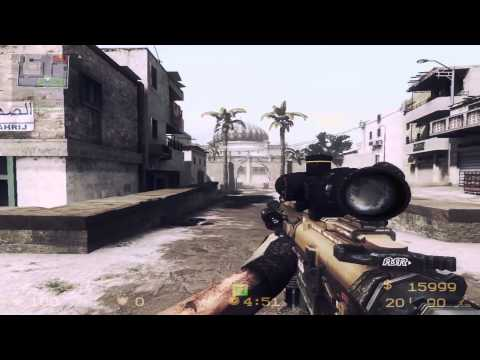 4# Descargar Super Pack de armas para Counter strike source
