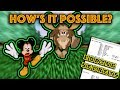 """Mickey Mania's """"Impossible"""" 3D Chase - How Was It Done?"""
