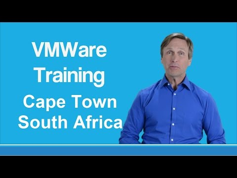vmware training Cape Town South Africa