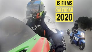 2020 Calendar Launch Ride With JS Films & Boss