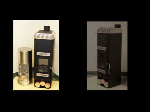 Kimberly™ & Katydid™ Wood Stoves