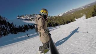 Solitude - Easy Rider Run | Mammoth Mountain, CA