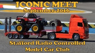 Iconic RC Meet - September 2016 at Stafford Radio Controlled Model Car Club