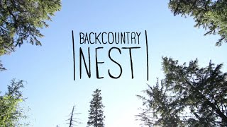 Shwood Experiment No.2 - Backcountry Nest