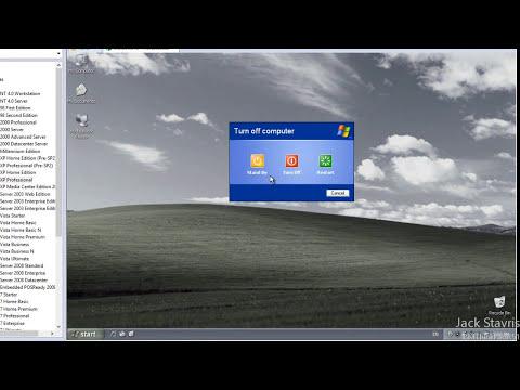 April 8 2014 - A last look at Windows XP
