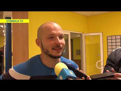 Rozhovory po utkání s Třincem a před utkáním s Opavou (1.10.2019)