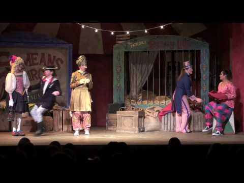 Much Ado About Nothing Act 3: scene 3