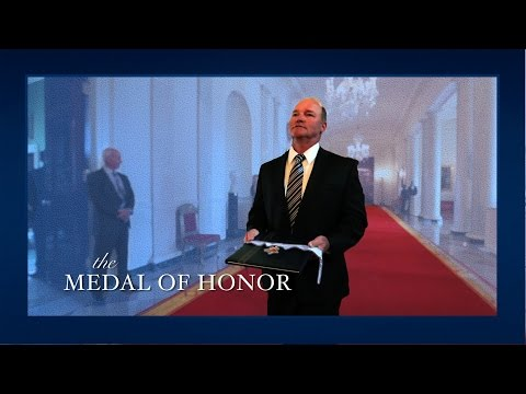 Inside the White House: The Medal of Honor