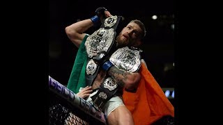 TOP 5 MMA fighters of all-time Conor McGregor- Max Holloway (featherweight)