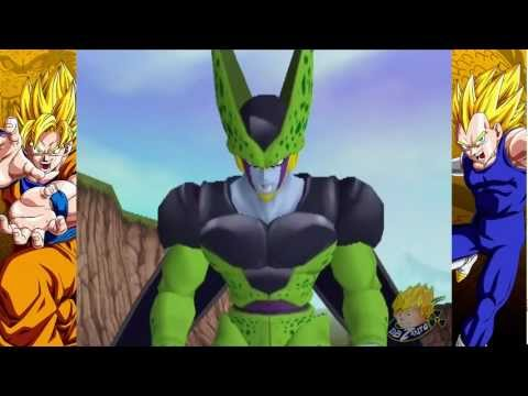 Dragon Ball Z Budokai 1 - Story Mode - Gohan Explodes!! (Part 25) 【HD】