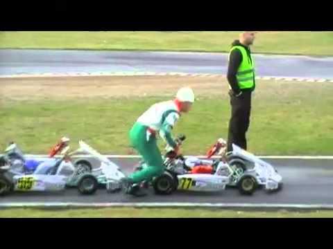 Michael Schumacher & Sebastian Vettel Karting Dünya Şampiyonası.mp4