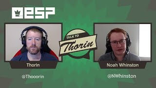 Talk to Thorin: Noah Whinston on NA LCS Franchising and Leaving (LoL)