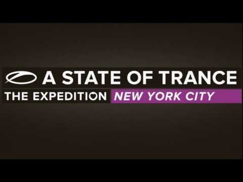 Armin Van Buuren: ASOT 600 New York Warm up