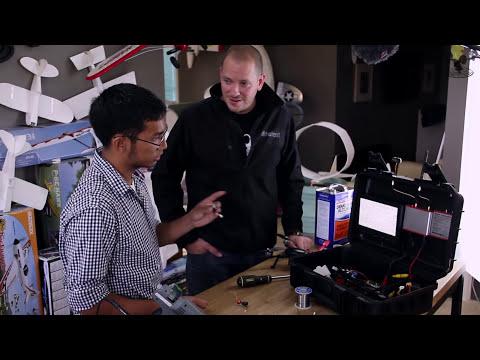 Flite Test   DIY Micro 5.8Ghz FPV