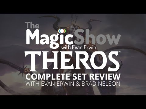 Theros Complete Set Review - Black