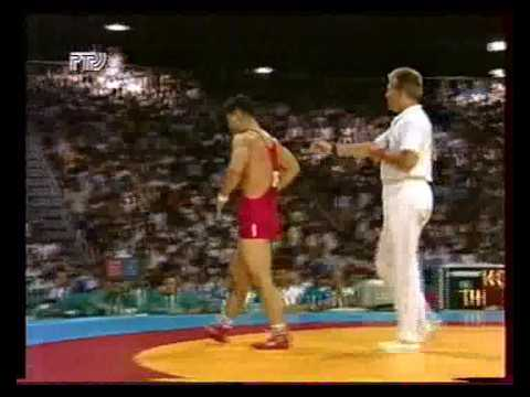 Бувайсар Сайтиев. Финал Олиммпийских Игр - 1996