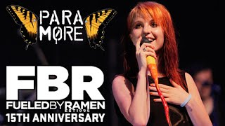 Paramore - Fueled By Ramen 15th Anniversary Concert (Full Show)