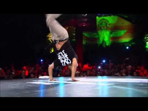 bboy hill(mexico) VS bboy baby(colombia )Red Bull BC One Qualifier Latin America 2014 Brasil HD