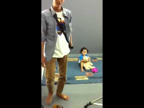 Lovely Queen 24bulan Casting Iklan Diaper video