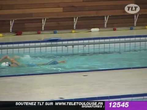 Toulouse la piscine l o lagrange sale et v tuste youtube for Piscine leo lagrange