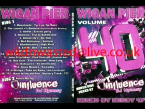 Wigan Pier Cds Wigan Pier Volume 40 Cd1 Mixed