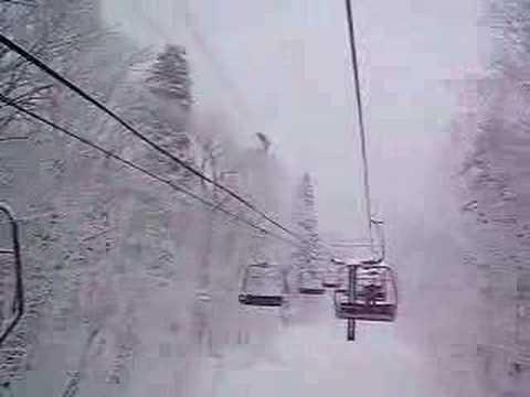 蔵王温泉スキー場 リフト