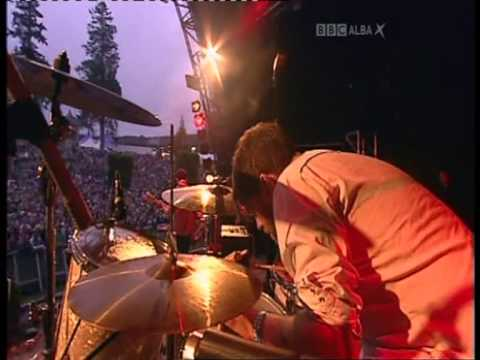 Frightened Rabbbit @ Belladrum 2012 (BBC Alba Highlights)
