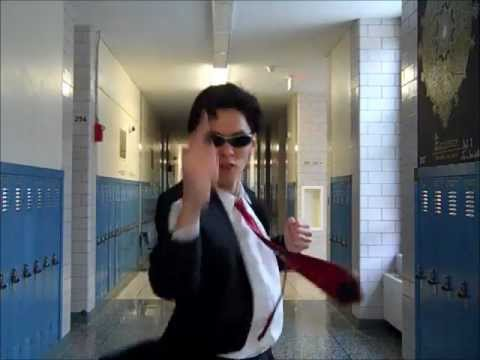 'Molecules Gone Wild (Bio Style)' - Macromolecules Song (Music Video ver. Dance) - Gangnam Parody