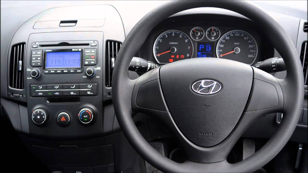 2011 Hyundai I30 Sx Nrma Driver S Seat Youtube