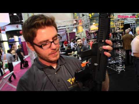 2011 ATI JUST RIGHT Carbine 9mm & .40S&W