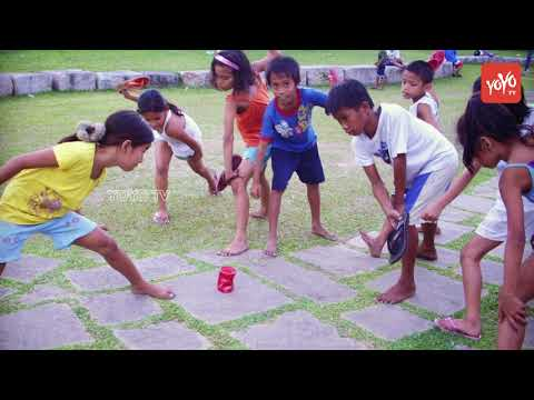 राजभवन में बच्चे खेल रहे है गीली डंडा | Madhya Pradesh Governor Anandiben Patel | YOYO TV Hindi