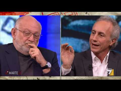 Marco Travaglio - Vittorio Zucconi / Di Martedì 22 novembre 2016