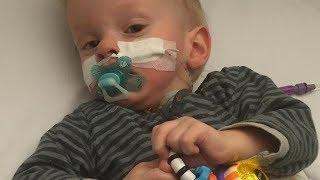 Miljoenen nodig voor behandeling 2-jarige Alexander en lotgenoten