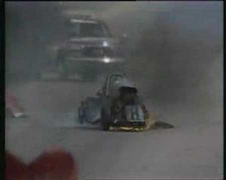 Damon Hill's Wild &Wackraces: Top Fuel Drag