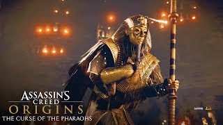 "Download Lagu The Curse of The Pharaohs Ending - Assassin's Creed Origins (FINAL ""BOSS"" SCENE) Gratis STAFABAND"